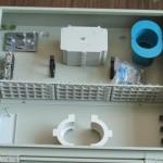 光纤分纤箱、联通配线箱、电信光纤箱,移动光纤箱